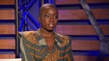 Actor and playwright Danai Gurira speaks with Richard Crouse on Season 2 of Pop Life in Toronto.