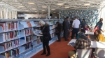 CTV photojournalist Gary Robson captured images of the grand opening of the $4.9 million dollar Windsor Park Library.