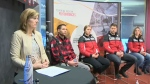 Program offers Olympians support