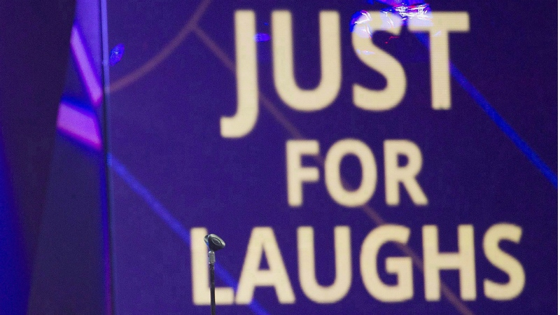 Just for Laughs is launching JFL Originals, a record label that will record and promote original Canadian comedy. (CP file photo)