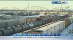 Rail yard relocation, student arrest: Morning Live