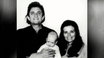 Johnny Cash's son honours father with new album