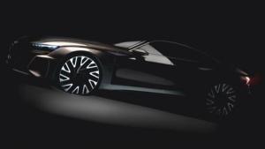 Audi e-tron GT prototype (Audi)