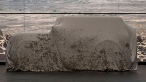 Ford Teases New Bronco And Announces Baby Bronco Too