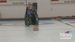 Joelle and Courtney meet some of the wheelchair curlers in our city and try out the sport for themselves!