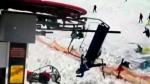 ski, chairlift