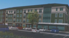 Columbus Court - affordable housing