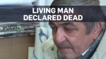 Romanian court rejects man's claim he's alive