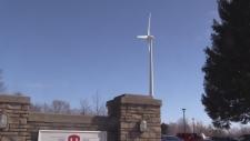 Port Elgin wind turbine