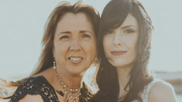Colleen Hilton (left) is fighting for her life after being diagnosed with a rare-flesh-eating disease. (Submitted)
