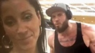 """Krassimira """"Krissy"""" Pejcinovski and the man accused of killing her, Cory Kyle Fenn, appear in this undated photo."""