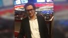 Reporter arrested on harassment claim
