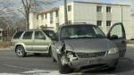 5 vehicles collide in Waterloo