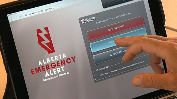 New Alert System Set To Come Online In Canada In April