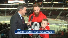 Senators Scottish connection