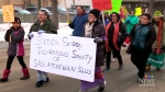 Sixties Scoop survivors march in solidarity