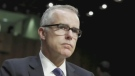 Former FBI Director Andrew McCabe