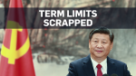 Chinese president to rule without term limits