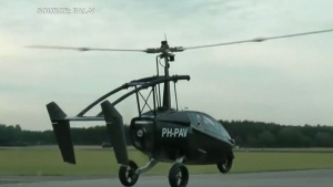 CTV News Channel: The race for flying cars