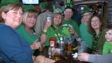 St. Patrick's Day in Ottawa