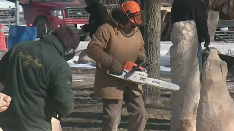 Ctv barrie: carving event ctv news barrie