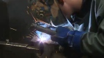 Sparks fly at Welding Rodeo