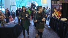 Last year, more than 7,000 people attended the convention. (CTV Vancouver Island)