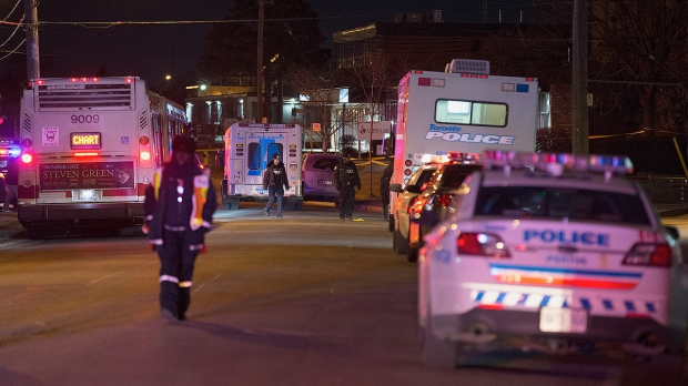 One dead in double shooting at North York bowling alley
