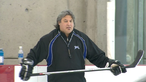 Peter Zezel operated the Hockey and Sports Camps in Etobicoke, Ont.