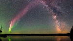 New aurora borealis called 'Steve'