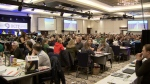 BC Teachers Federation members gathered in Vancouver for their annual meeting beginning on March 17, 2018.