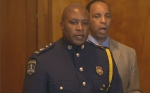 Inspector Dean Simmonds of the Halifax Police says he has also felt discrimination from within the police services.