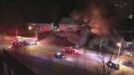 CTV Barrie: Orillia fire