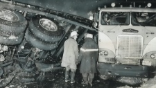 CTV Barrie: 1973 highway crash
