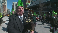CTV Montreal: 195th St. Patrick's Day Parade