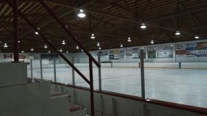 Lafleche Community Centre (Kraft Hockeyville)