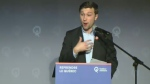 Gabriel Nadeau-Dubois launches re-election bid