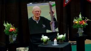 Event remembering Lyle Sanderson in Saskatoon.