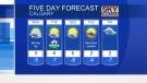 March 18 forecast