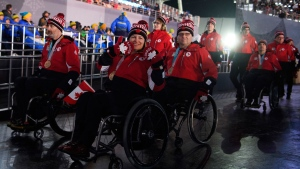 CTV National News: Medal might at Paralympics