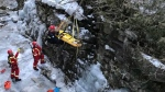 An 18-year-old man had to be rescued from the Elora Gorge on Sunday after police say he fell from a bridge. (Photo: OPP)