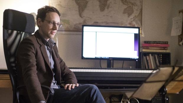 Composer hopes Juno nomination brings change