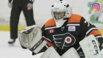 Memorial held for teen hockey prospect slain