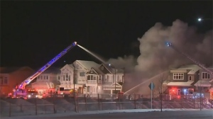 Firefighters say house fires double in size every 30 seconds and that every minute counts.