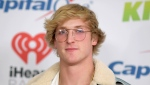 In this Dec. 1, 2017, file photo, YouTube personality Logan Paul arrives at Jingle Ball in Inglewood, Calif. (Photo by Richard Shotwell/Invision/AP, File)