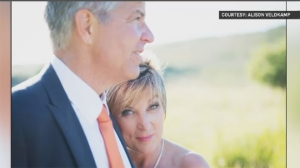Ron and Patti Doornbos were on vacation in Arizona when they were hit by an SUV on a sidewalk in Fountain Hills on March 13, 2018.