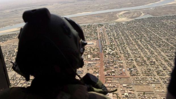 Canada's mission to Mali