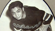 NHL, number 11, trailblazer, Larry Kwong, NHL, New
