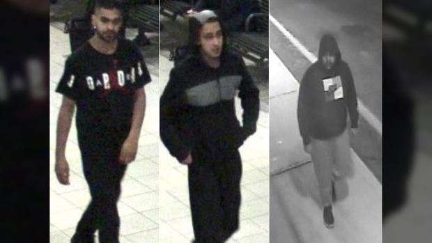 Police Searching for Armed Robbery Suspects in Brampton