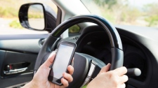 The legislation tabled Monday says a driver whose license is suspended receives a temporary driving permit valid until the end of the next day. (File image)